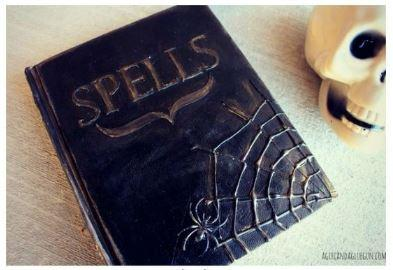 such a spooky spellbook